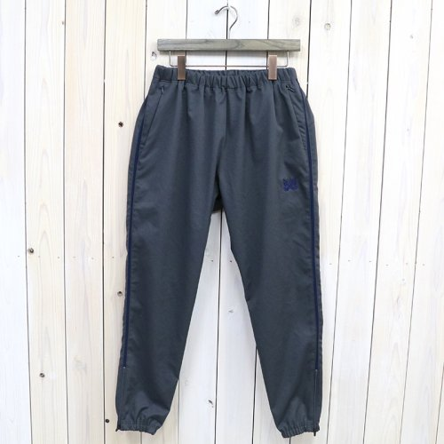 『Side Line Seam Pocket Easy Pant-Poly Smooth』(Charcoal)