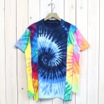 Rebuild by Needles『5Cuts Tee-Tie Dye/Spiral』(Assorted)