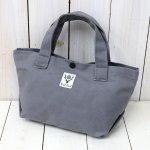 SOUTH2 WEST8『Mini Tote-Cotton Canvas/Paraffin Coating』(Grey)