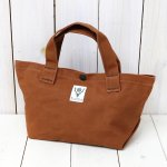 SOUTH2 WEST8『Mini Tote-Cotton Canvas/Paraffin Coating』(Brown)