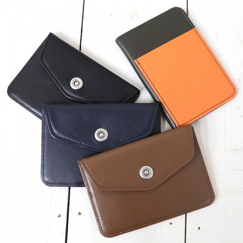 hobo『Cow Leather Card Case』