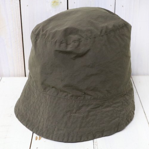 『Bucket Hat-4.5oz Waxed Cotton』