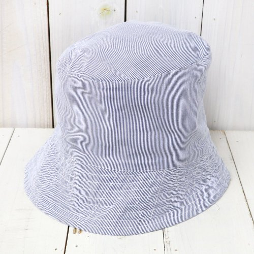 『Bucket Hat-Cotton Cordlane』(Lt.Blue)