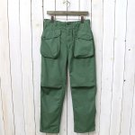 ENGINEERED GARMENTS『Norwegian Pant-Cotton Ripstop』(Lt.Olive)