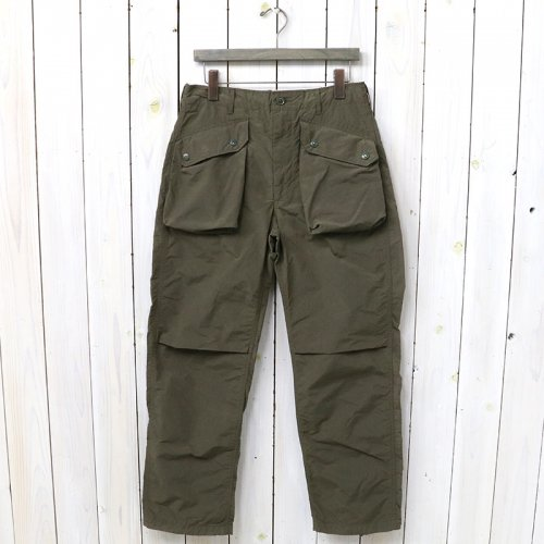ENGINEERED GARMENTS『Norwegian Pant-4.5oz Waxed Cotton』