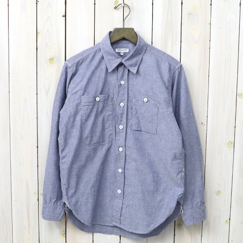 『Work Shirt-Lt.Weight Cotton Chambray』