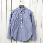 ENGINEERED GARMENTS『Work Shirt-Lt.Weight Cotton Chambray』