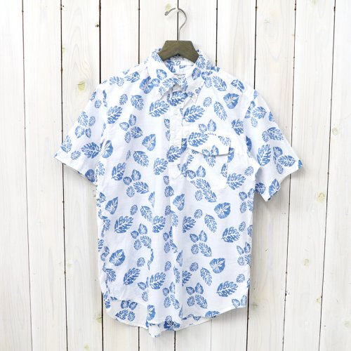 『Pop Over BD Shirt-Lt.Weight Big Leaf』
