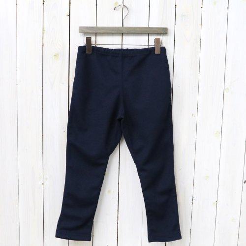 『STK Pant-Diamond Knit』(Dk.Navy)