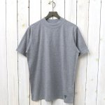 SOUTH2 WEST8『Mock Neck S/S Tee-Cordura Jersey』(Grey)