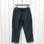 nanamica『Easy Pants』(Charcoal)