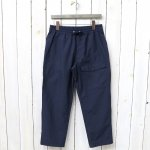 nanamica『Easy Pants』(Navy)