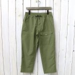 nanamica『Easy Pants』(Light Khaki)