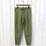 nanamica『Jog Pants』(Light Khaki)