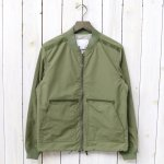 nanamica『Dock Jacket』(Light Khaki)