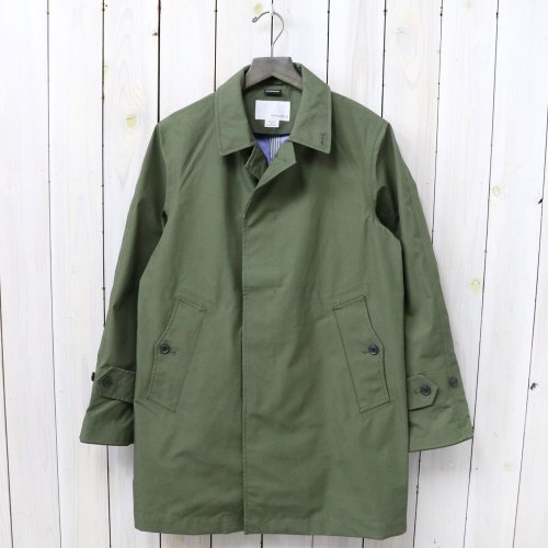 『GORE-TEX® Soutien Coller Coat-Cotton GORE』(Light Khaki)