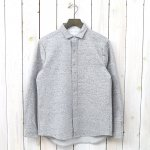 CURLY『BLEECKER NEP LS SHIRTS』(GRAY NEP)