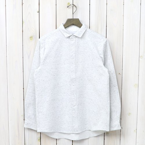 『BLEECKER NEP LS SHIRTS』(WHITE NEP)
