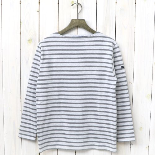SAINT JAMES『OUESSANT』(GRIS CLAIR/GRIS CHINE)