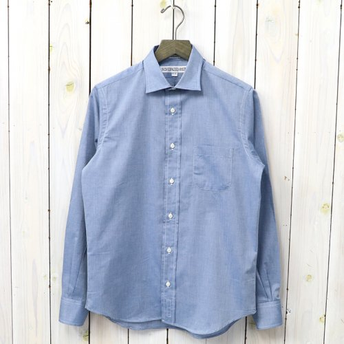 『SPREAD SHIRTS-CHAMBRAY』(BLUE)