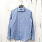 INDIVIDUALIZED SHIRTS『SPREAD SHIRTS-CHAMBRAY』(BLUE)