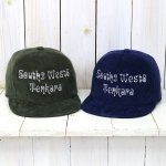 SOUTH2 WEST8『Trucker Cap-S2W8 Tenkara Emb.』