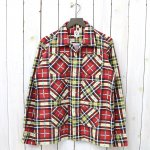 SOUTH2 WEST8『6 Pockets Classic Shirt-Printed Flannel/Plaid』(Red)