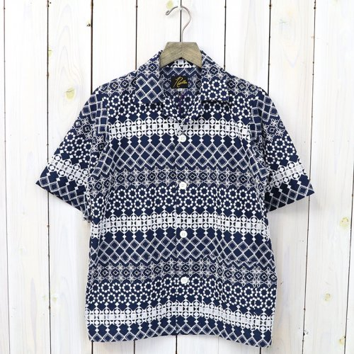 Needles『Cabana Shirt-Cotton Cloth/Ra...