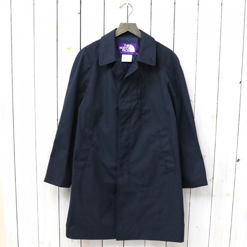 『65/35 Soutien Coller Coat』(Dark Navy)