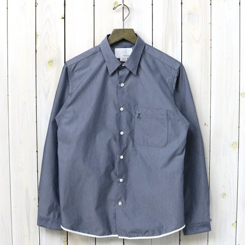 『Wind Shirt』(Navy)