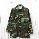 SASSAFRAS『FALL LEAF COAT(WEEDS POPLIN)』(WOODLAND)