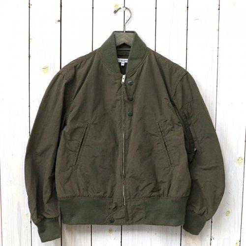 『Aviator Jacket-4.5oz Waxed Cotton』