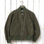 ENGINEERED GARMENTS『Aviator Jacket-4.5oz Waxed Cotton』