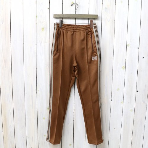 『Narrow Track Pant-Poly Smooth』(Brown)