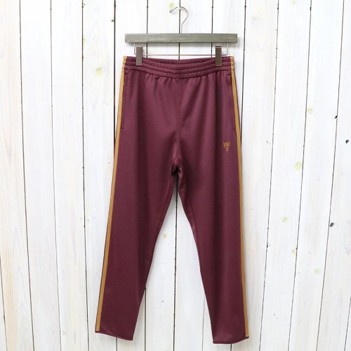 『Trainer Pant-Poly Smooth』(Bordeaux)
