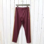 SOUTH2 WEST8『Trainer Pant-Poly Smooth』(Bordeaux)