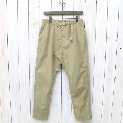 『65/35 Berkeley Pants』(Vintage Beige)