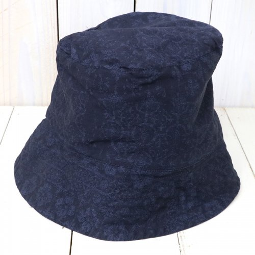 『Bucket Hat-Floral Geo Jacquard』