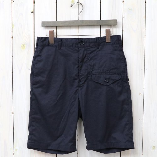 『Ghurka Short-High Count Twill』(Dk.Navy)