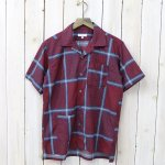ENGINEERED GARMENTS『Camp Shirt-Afghan Print』(Navy/Red)