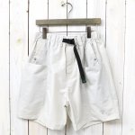 SOUTH2 WEST8『Belted Center Seam Short-Nylon Tussore』(Off White)