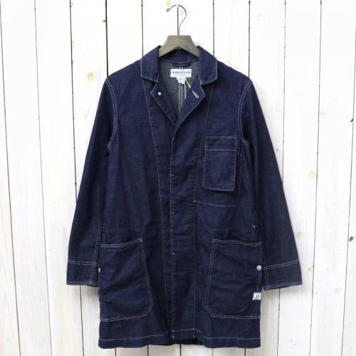 『WHOLE LEAF COAT(8oz DENIM)』