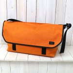 Kaptain Sunshine『Messenger Bag Made by PORTER』(Orange)