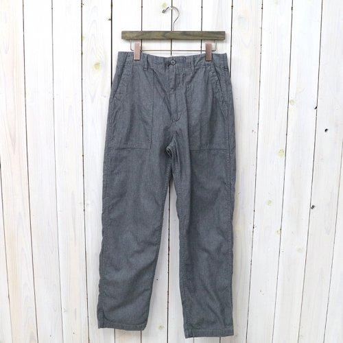 『Fatigue Pant-7.5oz Twill』(Dk.H.Grey)