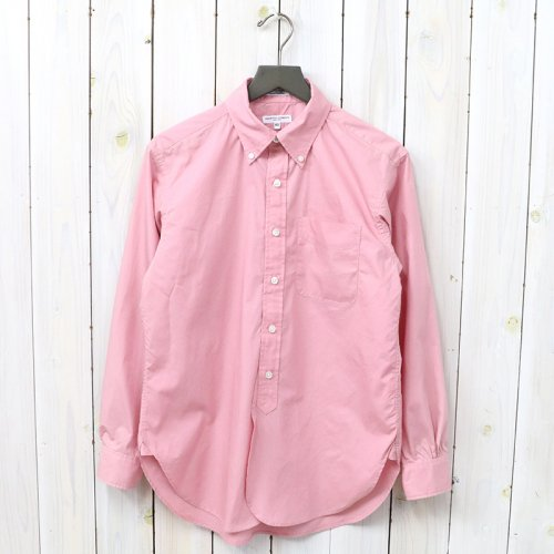 『19th BD Shirt-Superfine Poplin』(Pink)