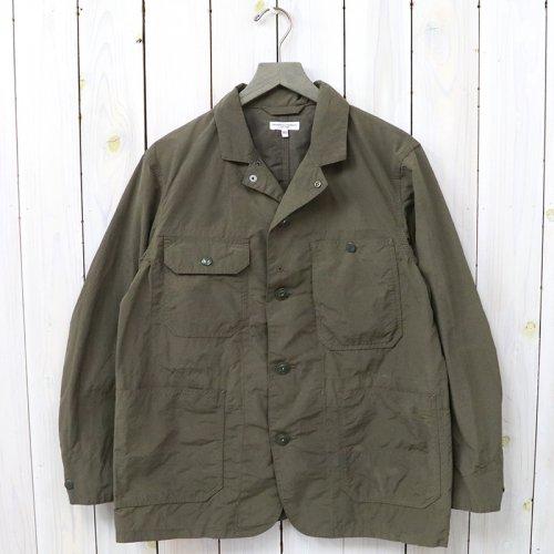 『Logger Jacket-4.5oz Waxed Cotton』