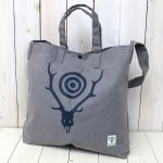 SOUTH2 WEST8『Grocery Bag-Skull & Target』(Grey)