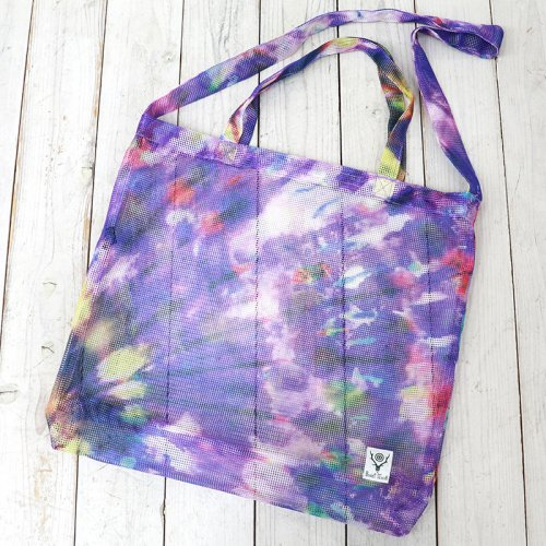 『Grocery Bag-Poly Mesh』(Tie Dye)