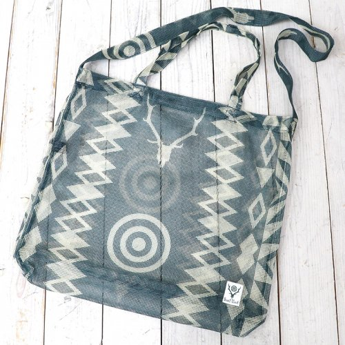 『Grocery Bag-Poly Mesh』(Skull Target)