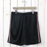 SOUTH2 WEST8『Side Slit Trail Short-Sateen Smooth』(Black)